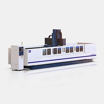 H6500铝型材加工中心
