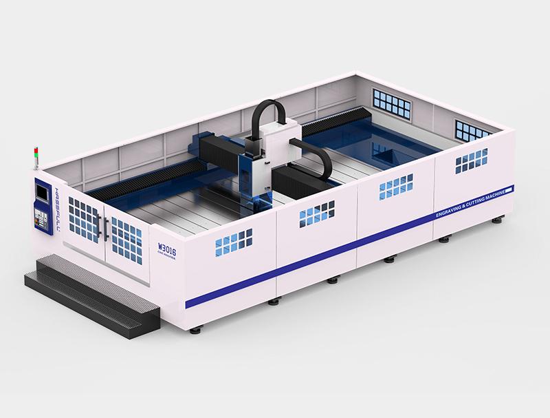 W3016大幅面龙门加工中心