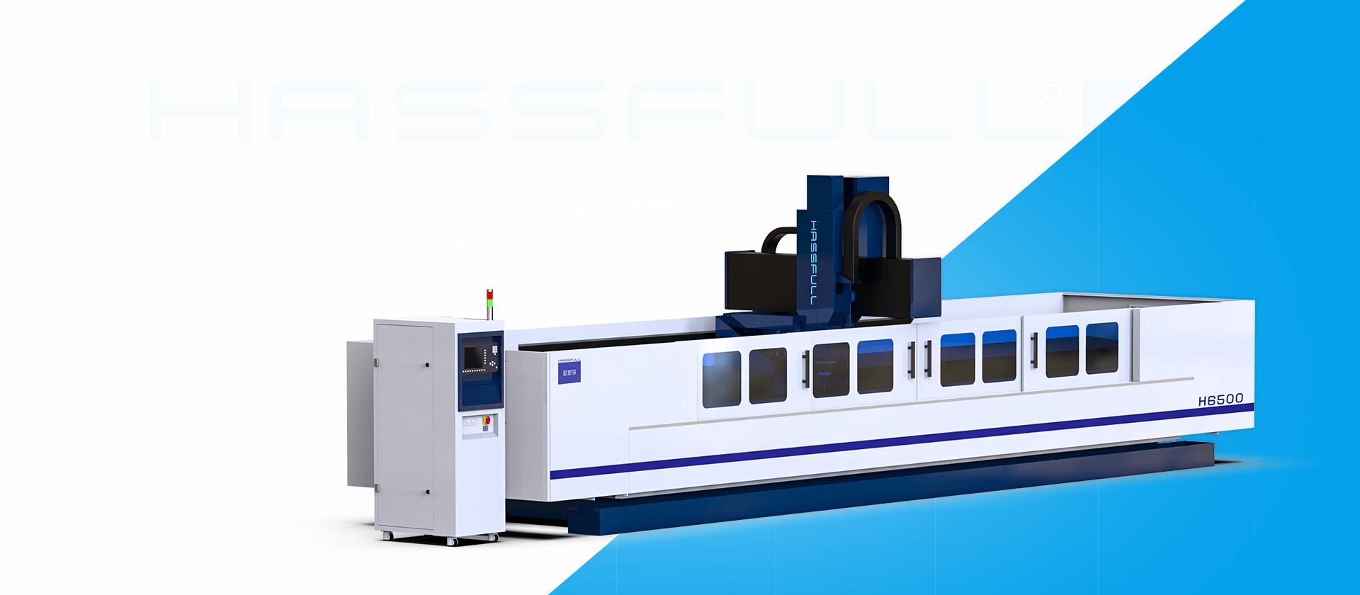H4500/H6500铝型材加工中心